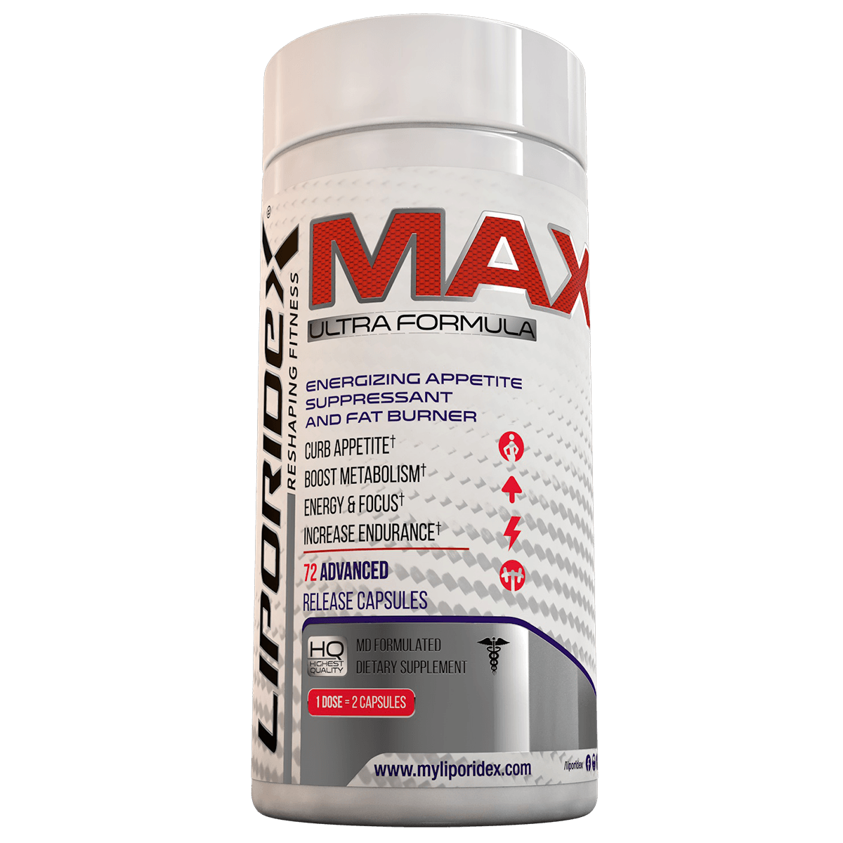 liporidex max appetite suppressant