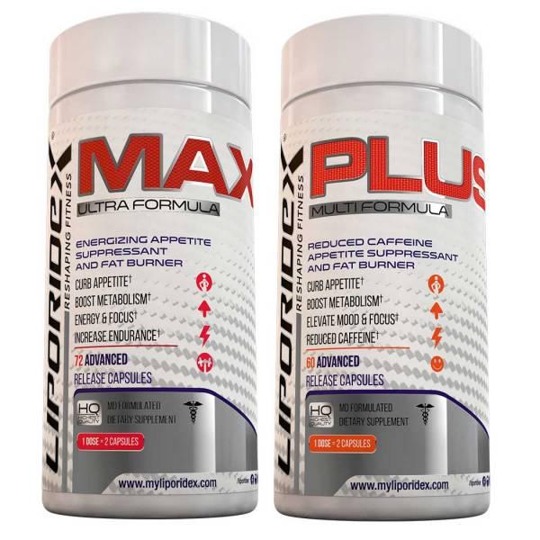 liporidex max plus fat burning