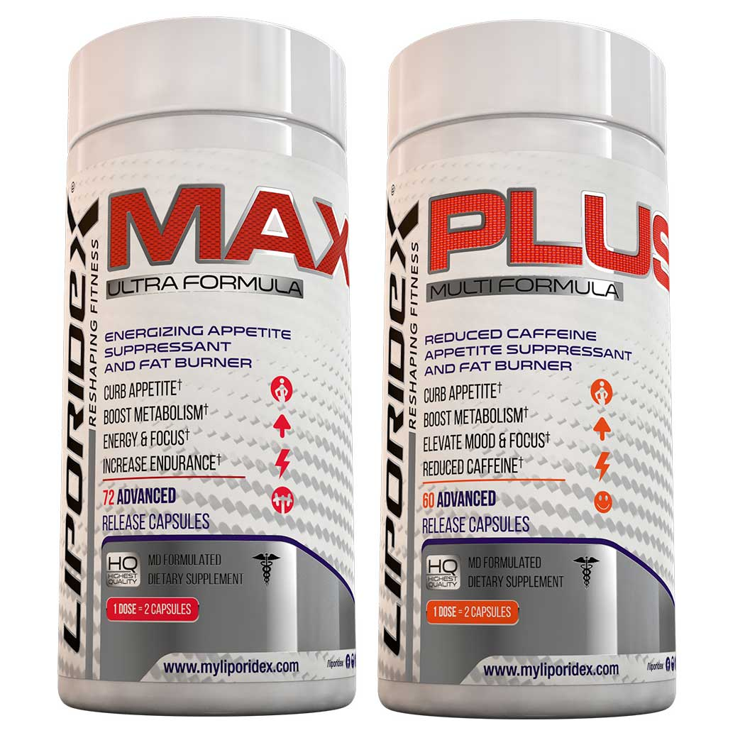 liporidex max plus fat burning