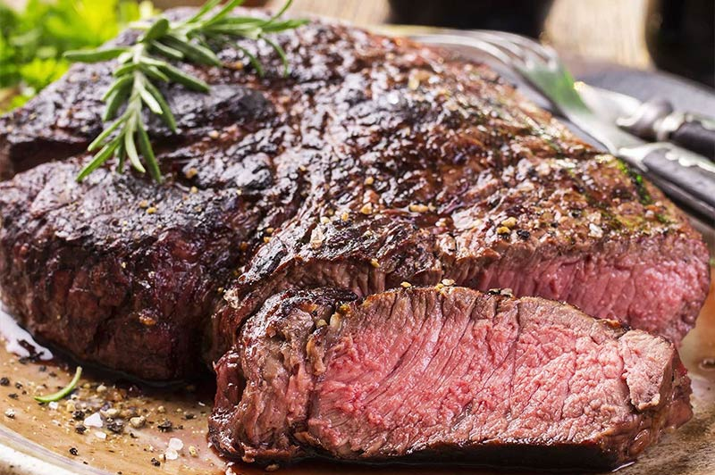 Lean sirloin - best sources of protein