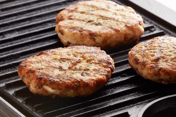 Adrenal Type Chicken Burger Recipe