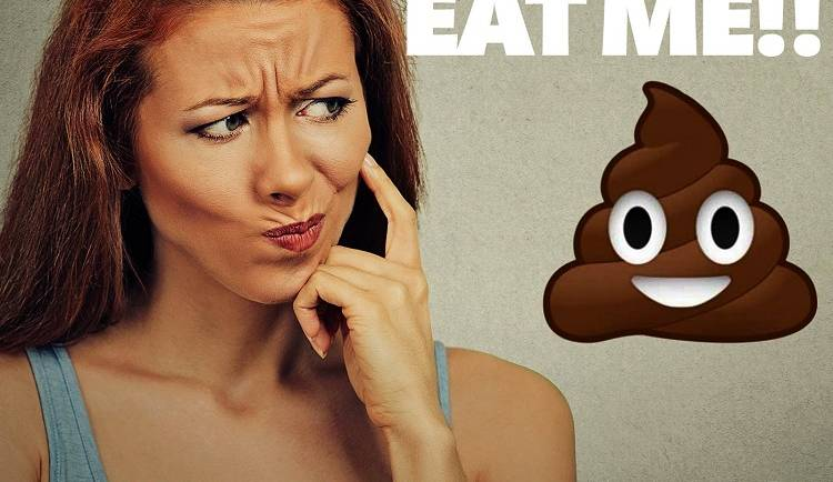 """The New """"C Diff Diet"""" : Eating Poop for Weight Loss"""